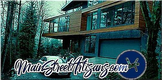 Hoke House The Twilight Cullen House Films 2021